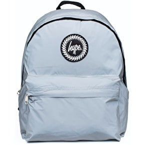 Hype Reflective Backpack - Silver
