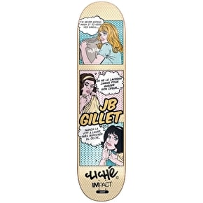 Cliche Pop Babes Impact Light Skateboard Deck - Gillet 8