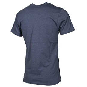 Vans Bonsai Leaf T-Shirt - Navy Heather