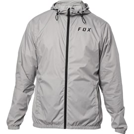 Fox Attacker Windbreaker Jacket - Steel Grey