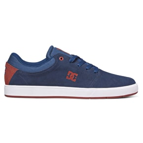 DC Crisis Skate Shoes - Insignia Blue