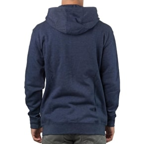 Vans Core Basic Zip Hoodie Zip Hoodie - Dress Blues Heather