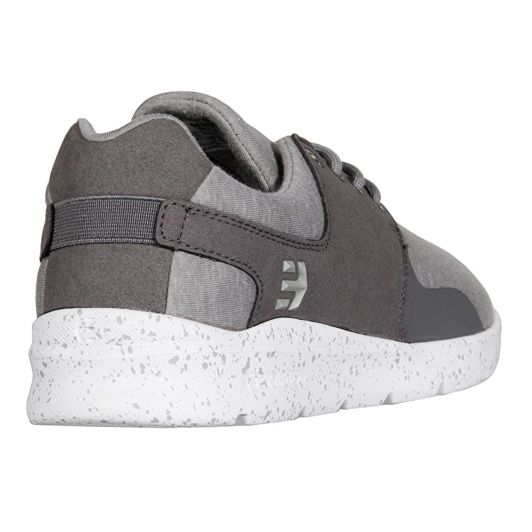 Etnies Scout XT Skate Shoes - Grey/Heather