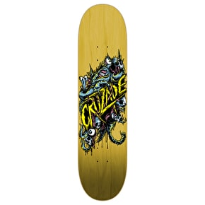 Cruzade Iron Lady Skateboard Deck - 8.5