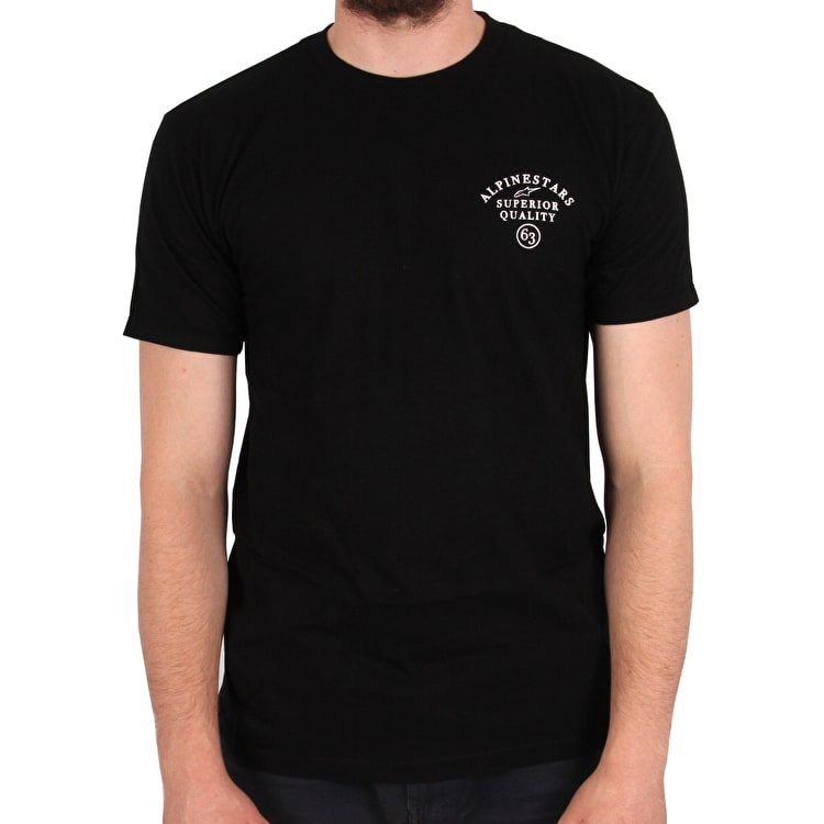Alpinestars Exclusive T-Shirt - Black