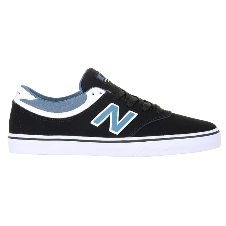 New Balance Quincy 254 Skate Shoes - Black/Slate