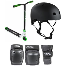 Lucky Crew Stunt Scooter Bundle