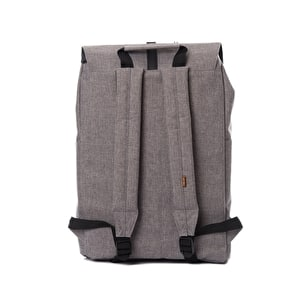 Spiral Tribeca Backpack - Crosshatch Black