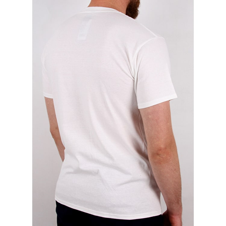 Huf Cocktail T Shirt - White