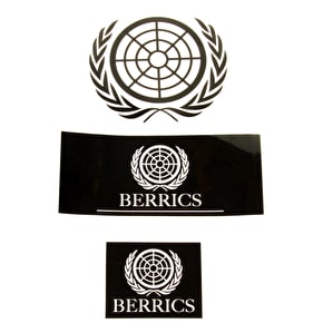 The Berrics Sticker Pack
