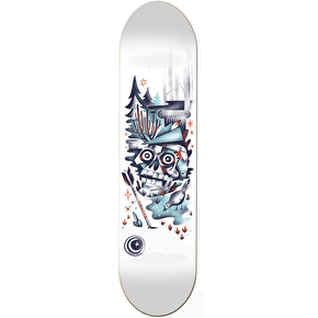 Foundation Servold Woodwraith Skateboard Deck - 7.875