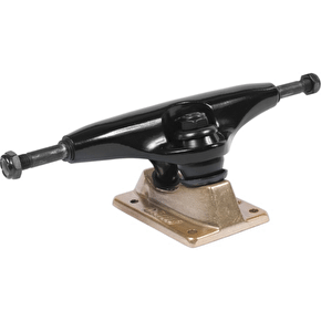 Slant Skateboard Trucks - Black/Gold 5.25