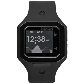 Nixon Supertide Watch - All Black