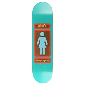 Girl 93 Til Brophy Skateboard Deck - 8