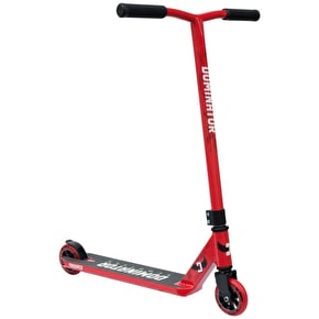 Dominator 2017 Trooper Complete Scooter - Red/Black