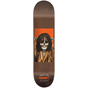 Girl Skull Of Fame Skateboard Deck - Howard 8.375