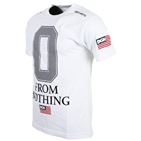 DGK Nothing T-Shirt - White