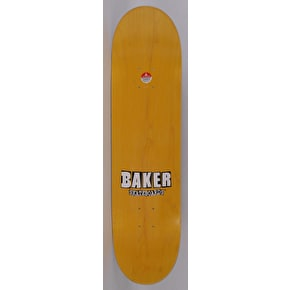 Baker Fangs Kennedy OG Skateboard Deck - 8.25