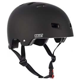 B-Stock Bullet Grom Kids Helmet - Matte Black Medium 52-53cm (Box Damage)