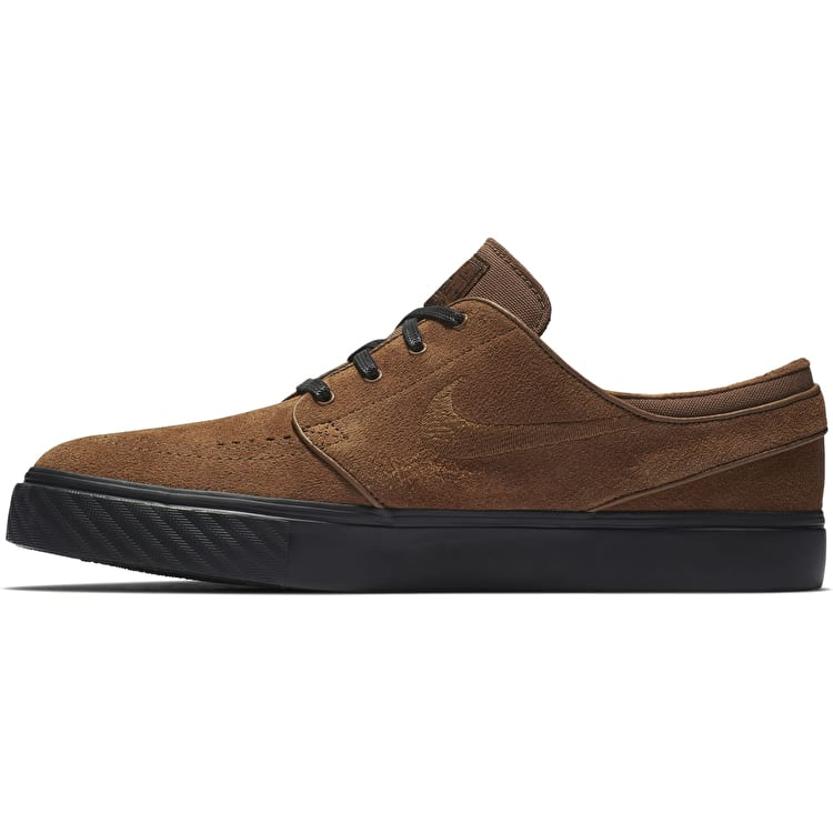Nike SB Zoom Stefan Janoski Skate Shoes - LT British Tan/Black