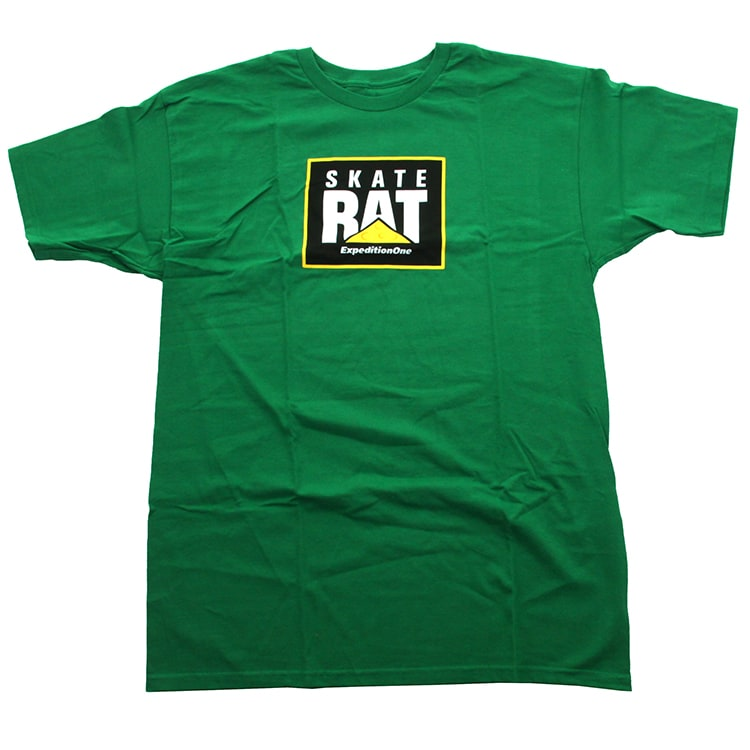 Expedition One Skate Rat T-Shirt - Green