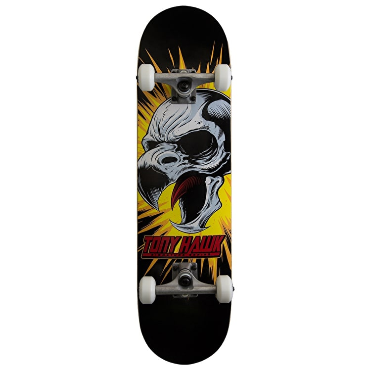 Tony Hawk 360 Series Skateboard - Screaming Hawk Black 8""