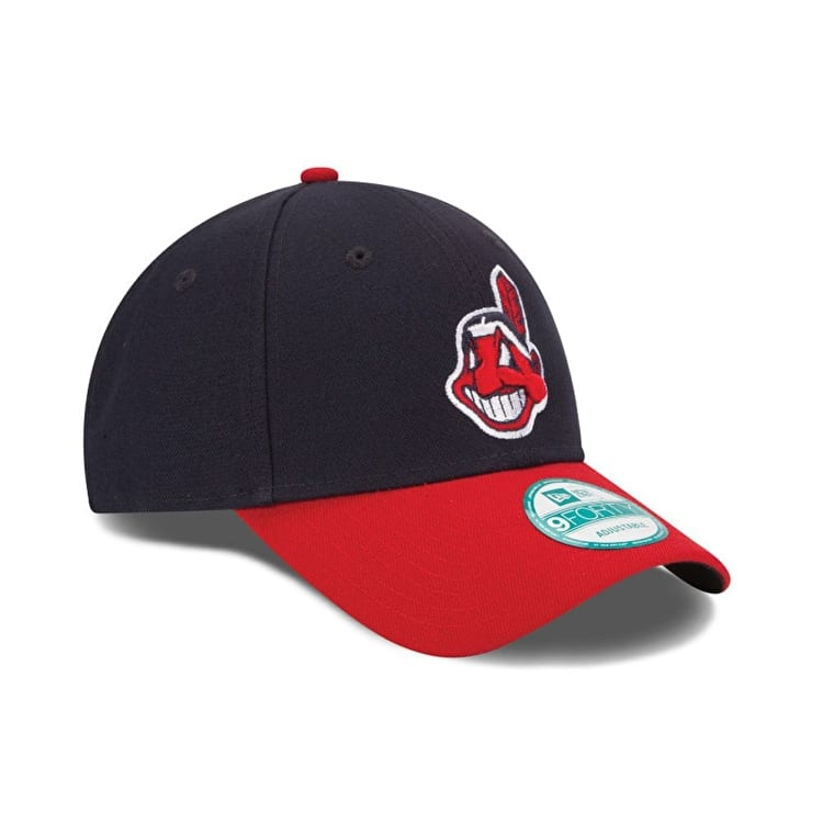 New Era Cleveland Indians MLB The League 9FORTY - Blue