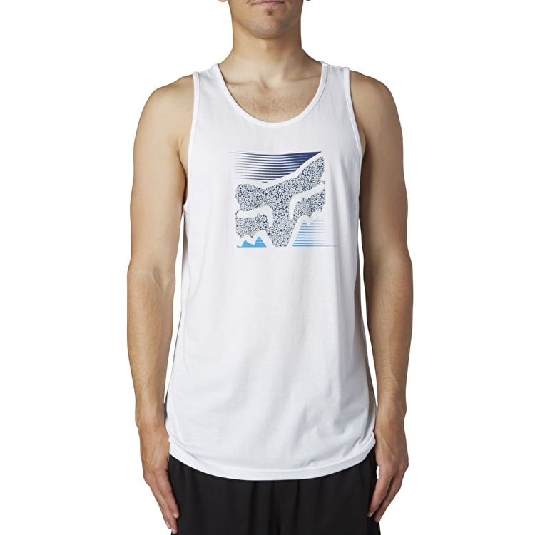 Fox Home Bound Tank Top - Optic White