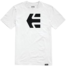 Etnies Kids Mod Icon T-Shirt - White
