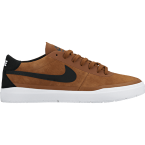 Nike SB Bruin Hyperfeel Skate Shoes - Hazelnut/Black