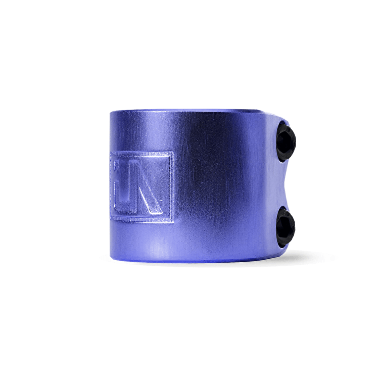 UrbanArtt Double Collar Clamp - Mirror Blue