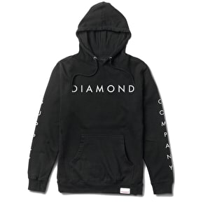 Diamond Supply Hoodie - Black