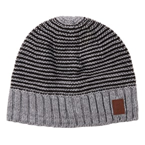 Barts David Beanie - Heather Grey