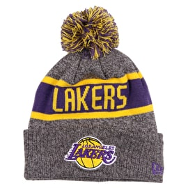 New Era NBA Marl Knit Beanie - LA Lakers