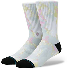 Stance Dazed Socks - Pink