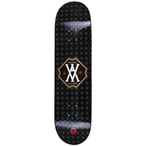 Chocolate Monogram Skateboard Deck - Alvarez 8.25
