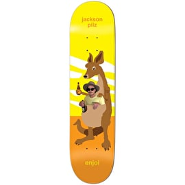 Enjoi Giddy Up Pilz Skateboard Deck 8.5