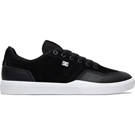 DC Vestrey Skate Shoes - Black/White