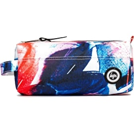 Hype Rainbow Doodles Pencil Case - Multi