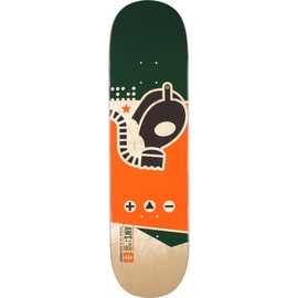 Alien Workshop Gas Mask Skateboard Deck - 8.5