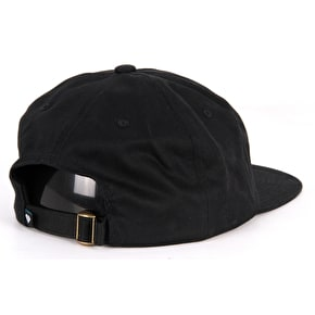 Diamond x Dogtown Strapback Cap - Black