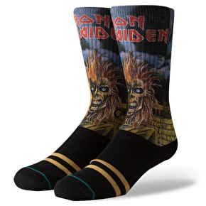 Stance Legends Of Metal Socks - Iron Maiden