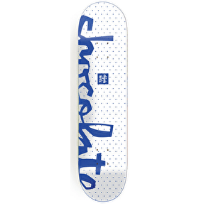 Chocolate Floater Chunk Skateboard Deck - Berle 8.5