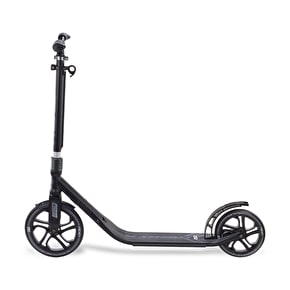 Frenzy 250mm Recreational Complete Scooter - Black