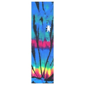 Grizzly Tie-Dye Cutout Skateboard Grip Tape
