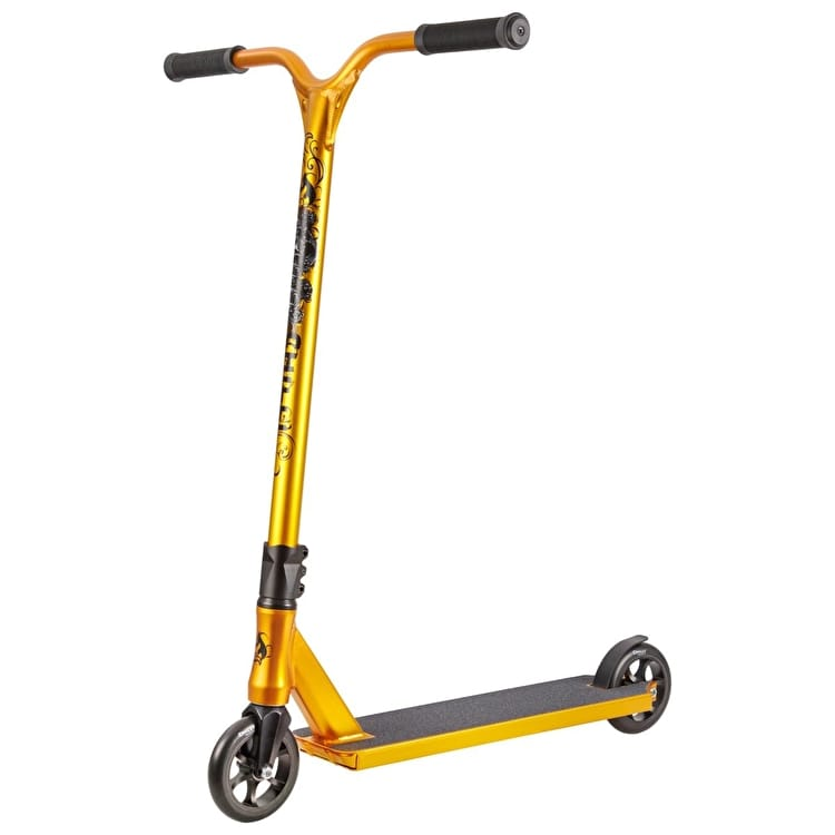 Chilli Pro Rider's Choice Zero Complete Scooter - Gold