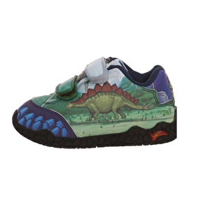 Dinosoles Dinorama Stegosaurus Shoes UK Toddler 4 (B-Stock)