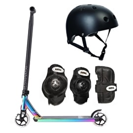 Blunt Envy Prodigy S6 Complete - Oil Slick Complete Scooter Bundle