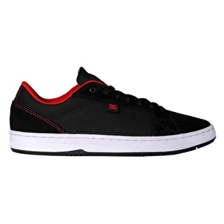 DC Astor Skate Shoes - Black/Red