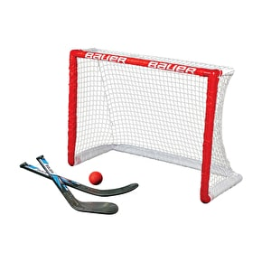 Bauer Knee Hockey Goal Set